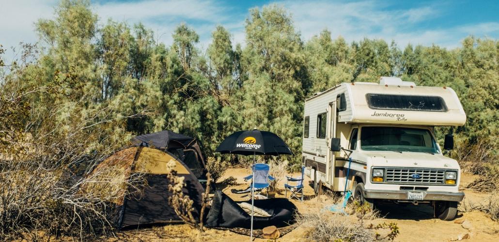 Desert Daze RV Camping