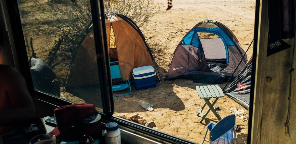 Desert Daze Camping