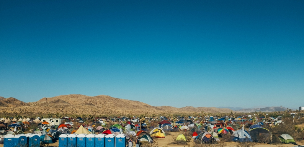 Desert Daze View