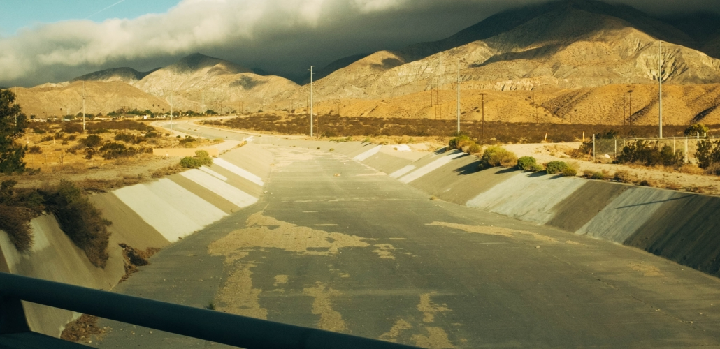 Dry Ditch Skate Paradise