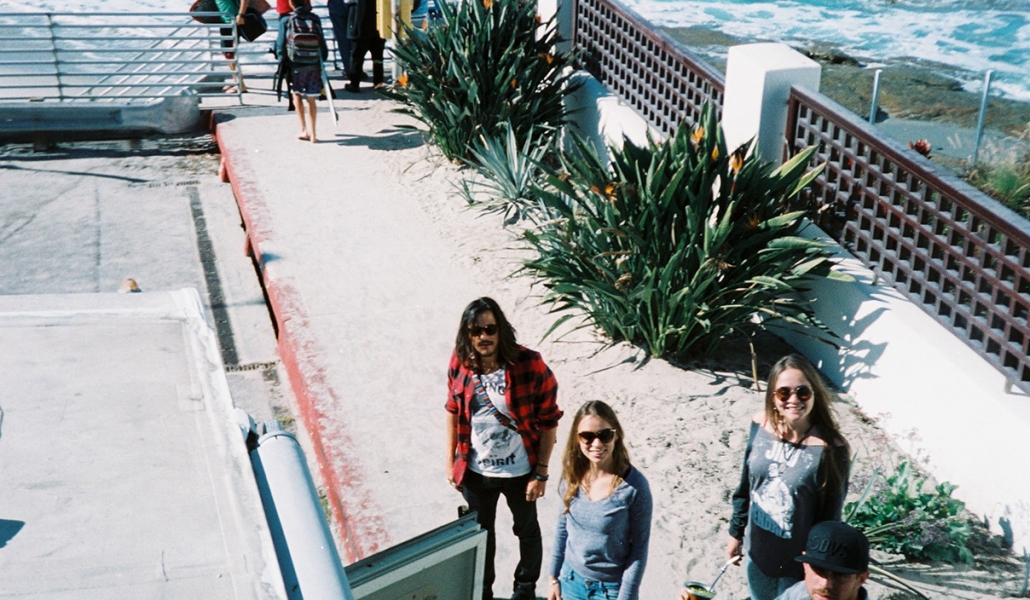 Some Chimmas in La Jolla