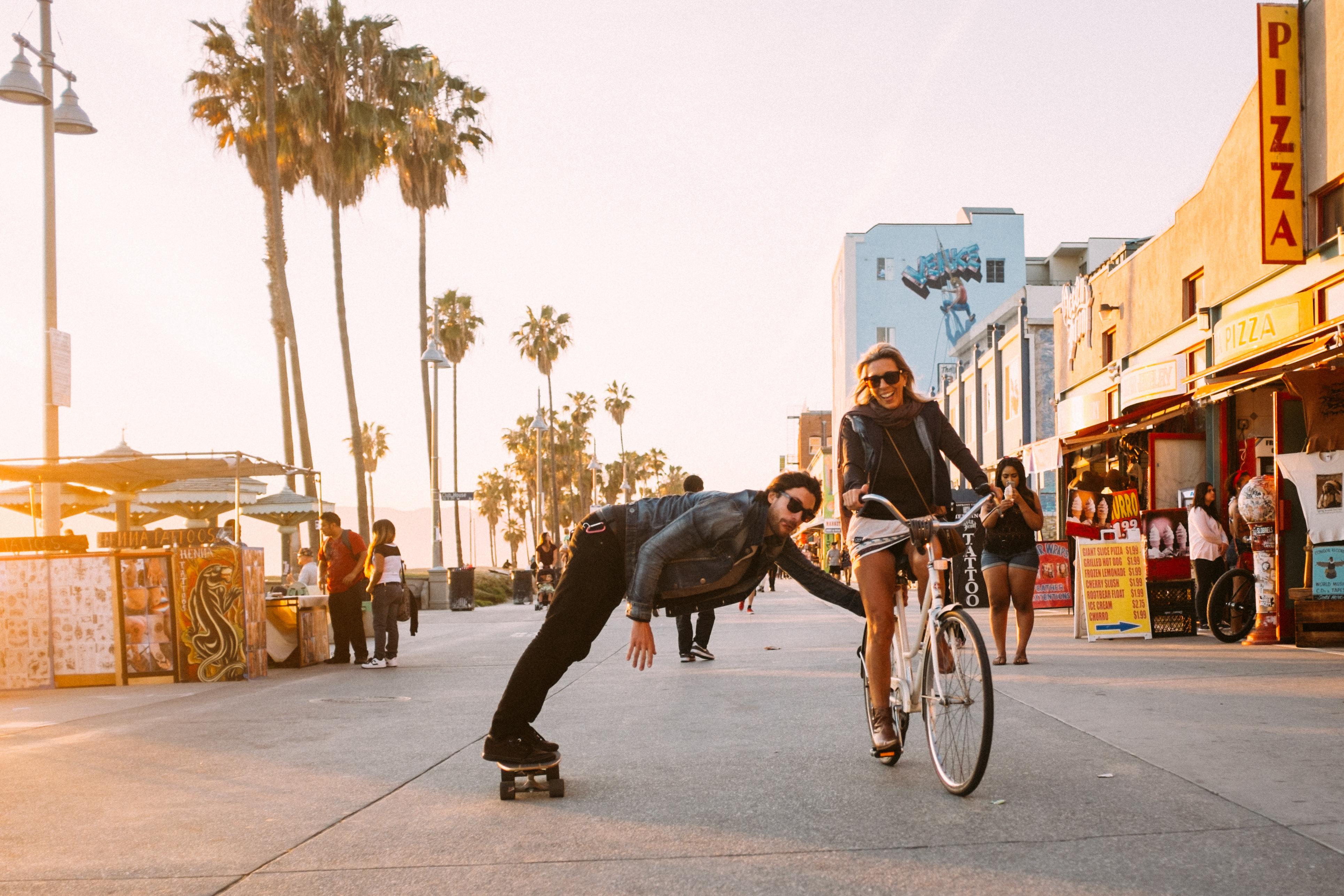 Venice Daily Beach | Motor Homeless